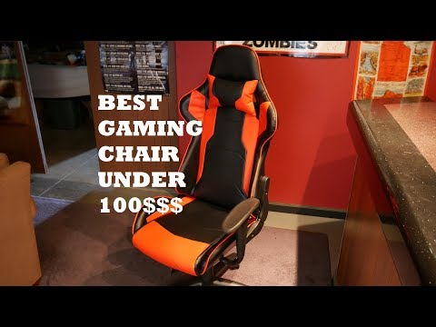 Homall Gaming chair Review - YouTube