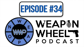 Weapon Wheel Podcast 34 | Chun-Li's Boobs | Overwatch Butt Pose | Quantum Break Reviews