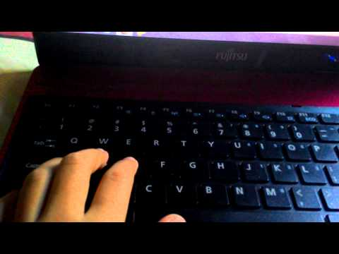 Review laptop fujitsu LH532 bahasa indonesia