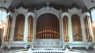 Visit to St James Cathedral in Seattle, Washington