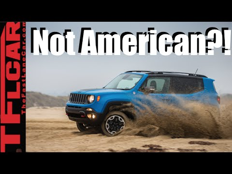 top 10 most surprising american cars not made in the usa youtube. Black Bedroom Furniture Sets. Home Design Ideas