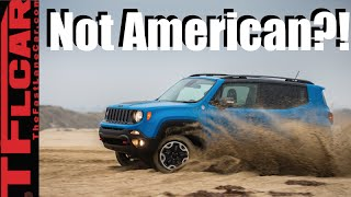 Top 10 Most Surprising American Cars NOT Made in the USA