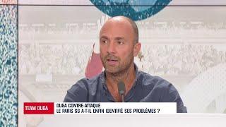 """PSG-Duga : """"Paris doit trouver des footballeurs qui jouent 50 matches"""""""