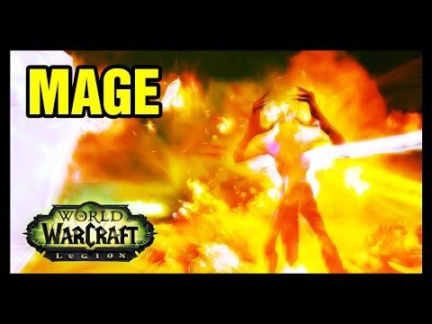 Fire Mage Artifact Scenario