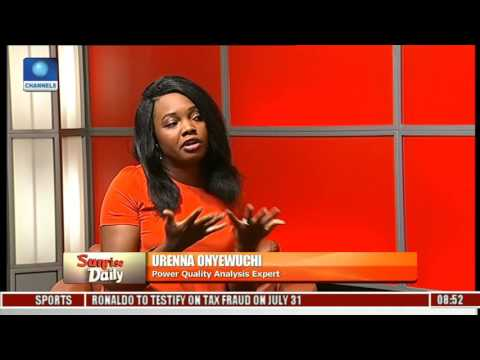 Sunrise Daily: Expert Advises Diversification In Nigeria's Power Sector Pt. 2