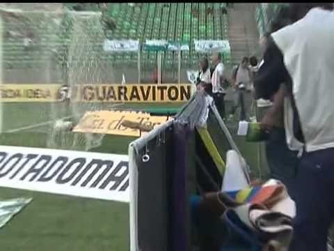 América/MG 1 x 2 Goiás - Campeonato Brasileiro l Série B 2012