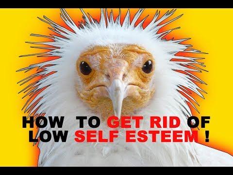 dating guy low self esteem