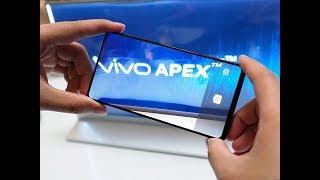 搞机零距离:vivo APEX上手 98%屏占比这是不是全面屏的终极形态?