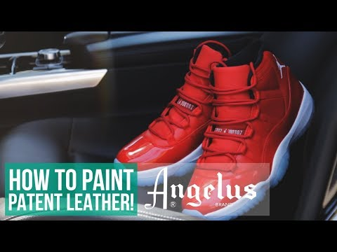 Jordan 11 Custom Full Walkthrough | Angelus Brand