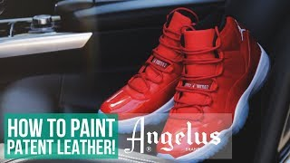 Video Jordan 11 Custom Patent Leather Walkthrough | Angelus Brand download MP3, 3GP, MP4, WEBM, AVI, FLV Agustus 2017