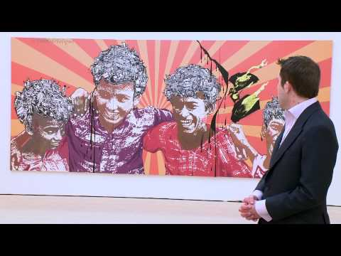 Phillips de Pury, BRIC Art Focus 2010