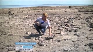 Цимлянское водохранилище  открывает тайны