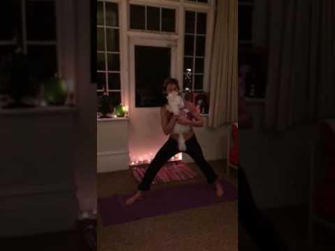 Doga trance dance sequence #3