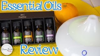 Best essential oil gift set on amazon review! | FineVine Organics