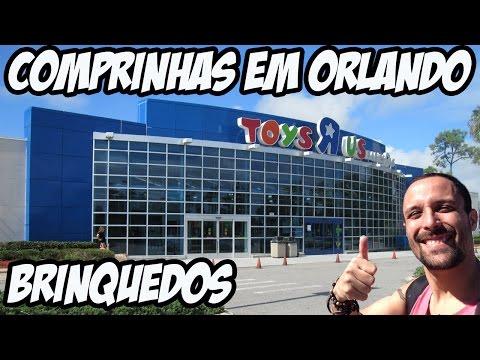 Comprinhas Em Orlando - Toys R Us (2014)