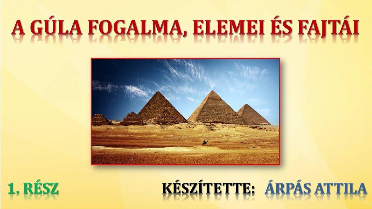 Prosztata kezelése piramis segítségével