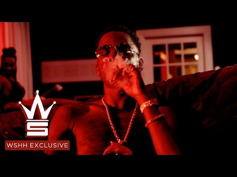 Screen shot of Young Dolph Rich Crack Baby music video