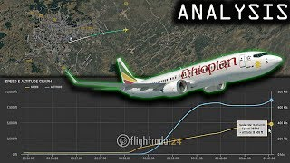 [ANALYSIS] What we know about Ethiopian #ET302 accident