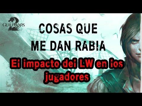 El Impacto Del Mundo Viviente En Los Jugadores | Cosas Que Me Dan Rabia #2 | Guild Wars 2