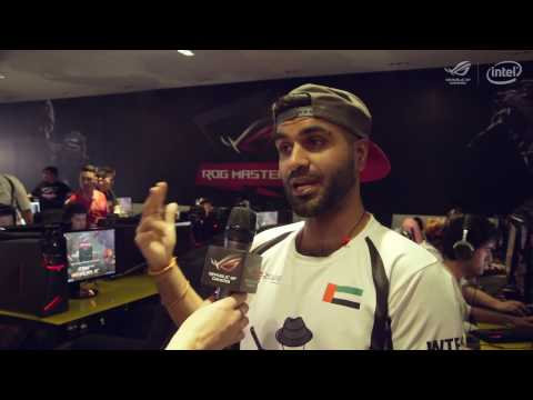 ROG MASTERS | Risky Gaming´s havoK on UAE CS:GO and their thirst for victory | ROG