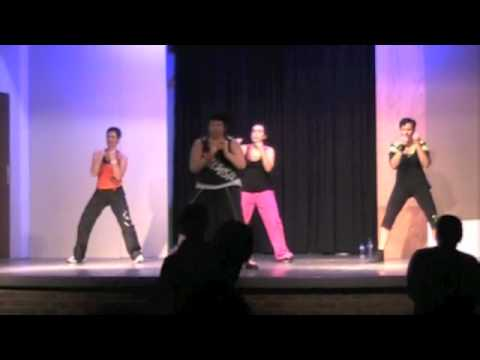 DANCE FITNESS: DANCEHALL (Brianna ft Flo Rida: Boom Shakalaka )
