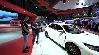 [Autozone.vn] Khám phá Honda Civic Type R 2018 vừa về Việt Nam