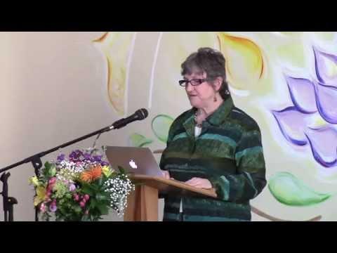 "Rev. Dawn Swartz: ""The Divine Feminine"" 4/12/2015"