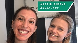 Austin Airbnb Tour: The Hideaway Travis Heights