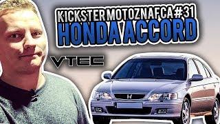 Honda Accord - Kickster MotoznaFca #31
