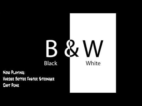 The Black & White Show Episode 1 - Music