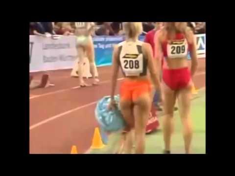 Alenka Bikar: The most incredible backside of the Olympics