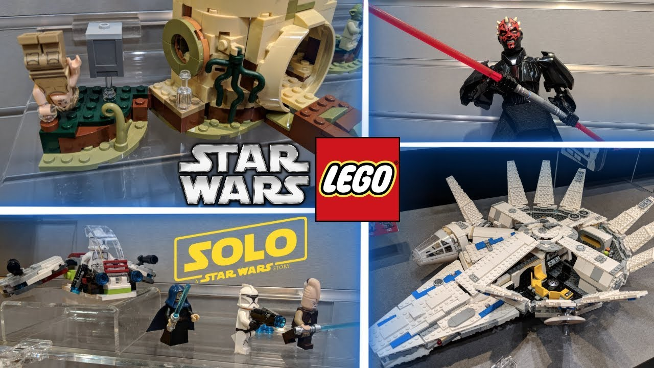 lego star wars new york toy fair 2018 youtube