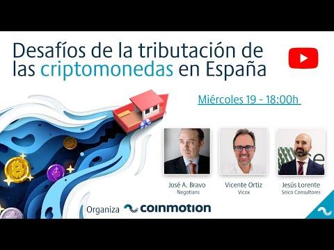 Los desafíos de la tributación de las criptomonedas en España