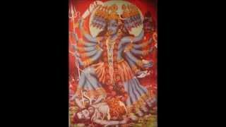 Kali Maa Tandav Stotra