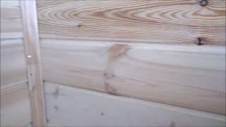 видео Отделка дачного дома