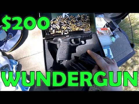 Remington RP9 Range Report