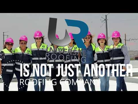 Universal Roofing - Roofing Systems