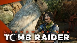 Shadow of the Tomb Raider (PC Gameplay Video) 12