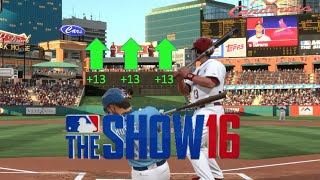 MLB 16 The Show Hitting Tips