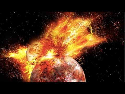 How the Earth was made? Big Bang Theory (New Earth Found )