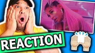 Ariana Grande - 7 Rings (Music Video) REACTION