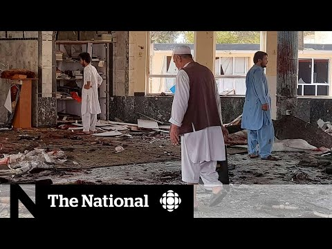 Blast at mosque kills 46 in northern Afghanistan