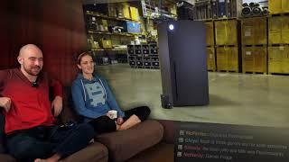 Reaction Memes X Box Series X Refrigerator