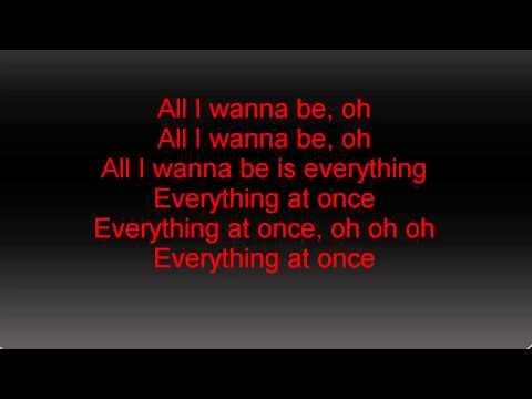 Lenka-Everything at Once (lyrics)