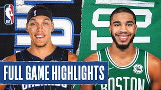 MAGIC at CELTICS | FULL GAME HIGHLIGHTS | February 5, 2020