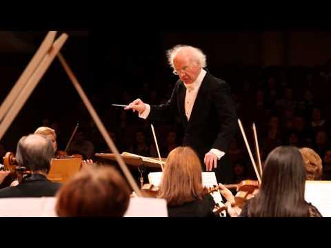 И.С.Бах. Бранденбургский концерт №3 Соль мажор