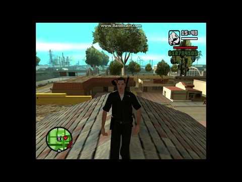 Как поменять скин CJ в GTA San Andreas.