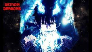–Душа горит в аду(Аниме клип)