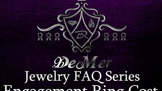 How much to spend on an engagement ring. Engagement ring cost revealed!