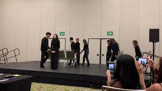 Dauntless Youth: The Great-ish Show (Drama Ensemble, Large) - National Fine Arts Orlando21